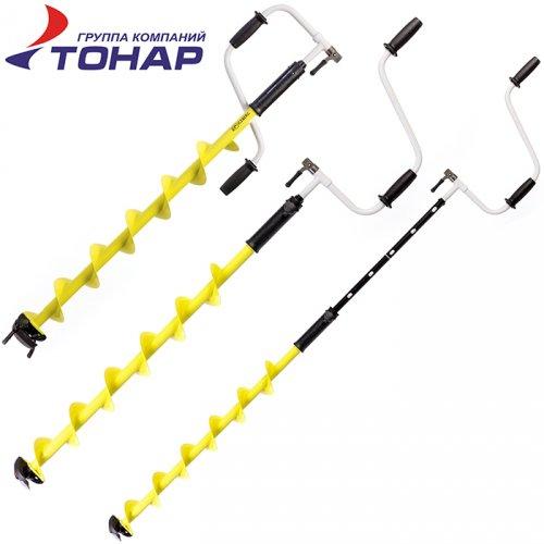 Ледобур Тонар ICEBERG-SIBERIA 110R-1600 v2.0 правое вращение