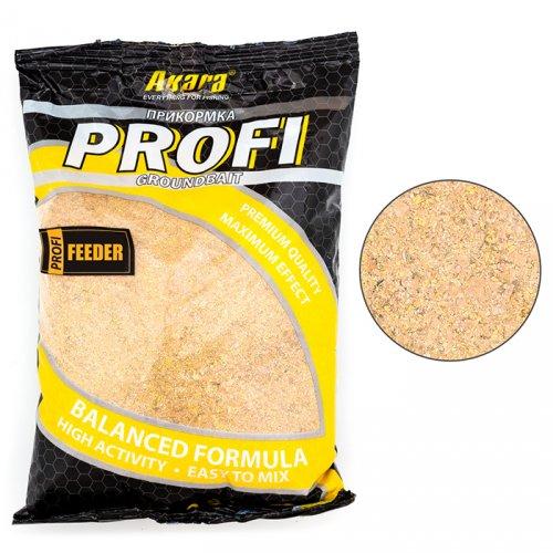 Прикормка Akara Profi 0,9 кг Фидерная