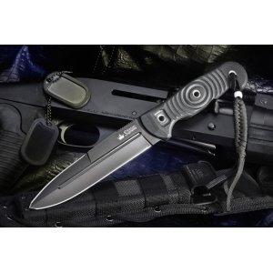 Нож Legion Черный D2