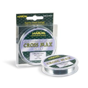 Леска MARUTO Cross Max Grey 100 м