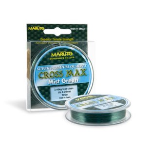 Леска MARUTO Cross Max Green 100 м