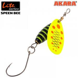 Блесна вертушка Akara Lite Series Spin Bee 1