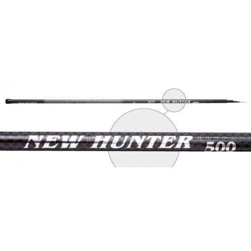 Удилище телескоп угольное д/с Line Winder 0401 New Hunter б/к