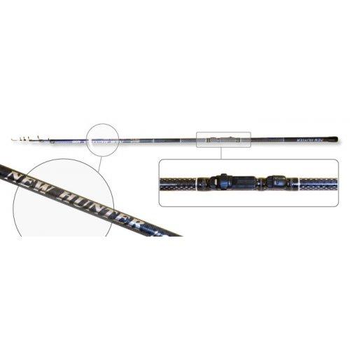 Удилище телескоп угольное д/с Line Winder 0401 New Hunter