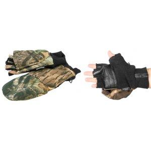 Рукавицы-перчатки Tagrider 0822 беспалые КМФ