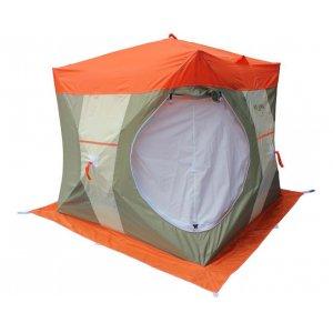 Внутренний тент к палатке для зимней рыбалки Митек Нельма Куб 2 с 3-мя органайзерами в сумке