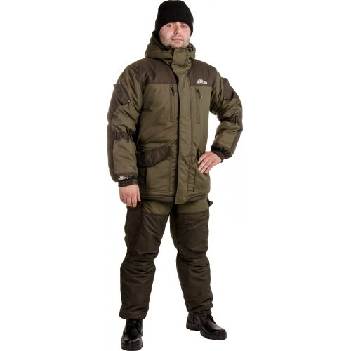 Костюм зимний Novatex Скат Grayling таслан хаки