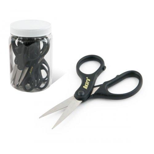 Ножницы Akara в пластик. банке