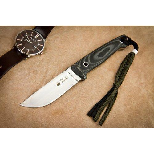 Нож Nikki Полированный AUS8