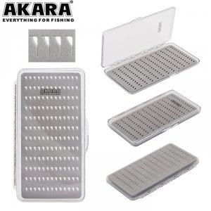 Коробка Akara NS-002 18,8х9,7х1,5 см для крючков