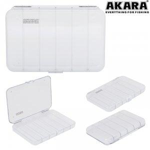 Коробка Akara NS-005 18,5х12,0х2,5 см для крючков