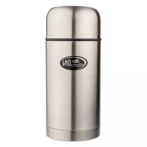 Термос Биосталь NT-750 0,75 л широкое горло суповой