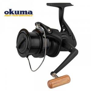 Катушка безынерционная Okuma Custom Black CB