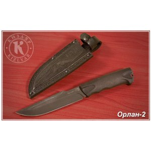 Нож Орлан-2 (эластрон)