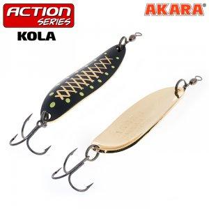 Блесна колебалка Akara Action Series Kola