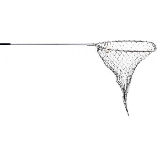 Подсачек Akara 54х120 см алюминиевый капроновая сетка