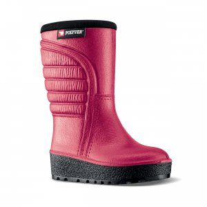 Сапоги Polyver Winter Woman Pink