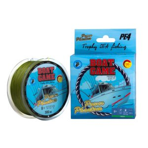 Шнур Power Phantom Boat green 300м