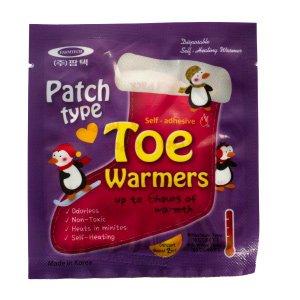 Грелка для ног Toe Warmers 6 часов (2шт.)