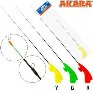 Удочка зимняя Akara RHS-G3R-Y