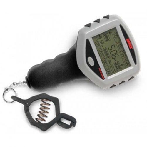 Весы Rapala электронные с сенсорным экраном и памятью 25кг.