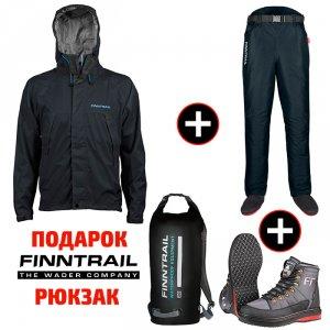 Комплект забродной экипировки Finntrail Runner-Airman Max