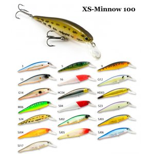 Воблер RAIDEN Xs-Minnow