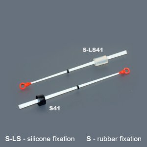 Кивок лавсановый на силиконе NOD S-LS41