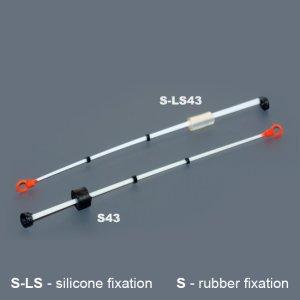 Кивок лавсановый на силиконе NOD S-LS43
