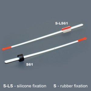 Кивок лавсановый на силиконе NOD S-LS61