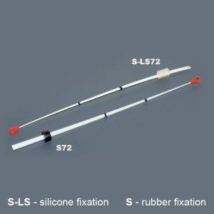 Кивок лавсановый на силиконе NOD S-LS72