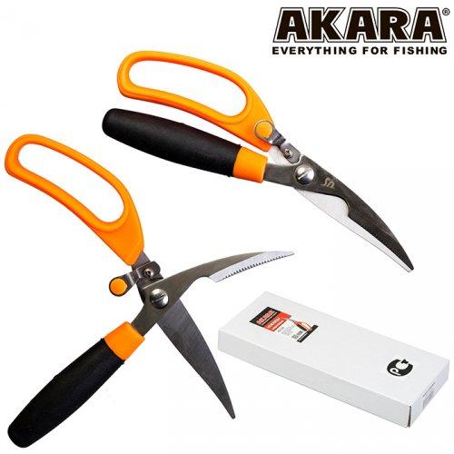 Ножницы Akara Stainless Steel пластиковая ручка