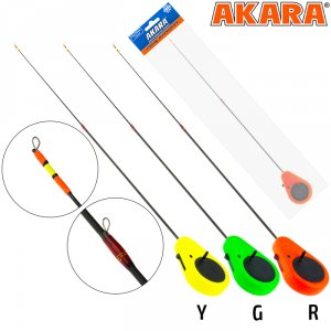 Удочка зимняя Akara SK-1С-R