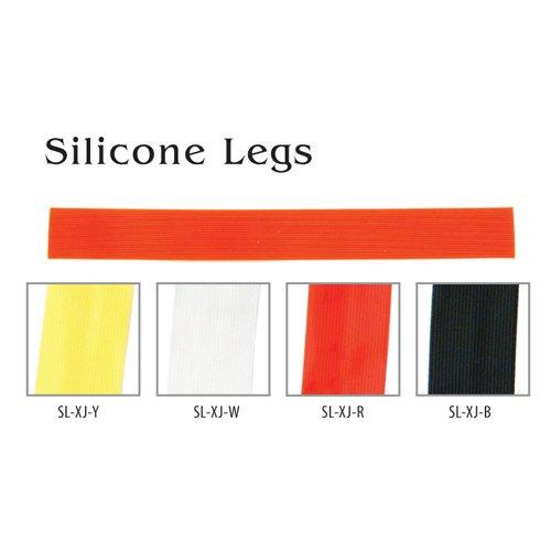 Материал для вязки мушек Akara Silicone Legs 15см XJ