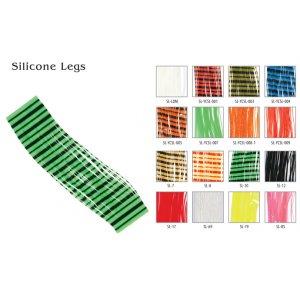 Материал для вязки мушек Akara Silicone Legs 15 см