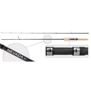 Спиннинг штекерный угольный 2 колена Surf Master 1702 Nevada