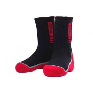 Носки Alaskan, black/red
