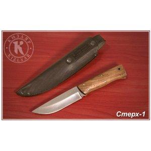 Нож Стерх-1 (дерево-орех)