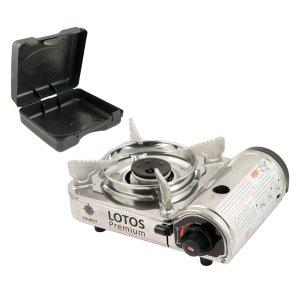 Плитка газовая в чемодане Lotos Premium TR-300