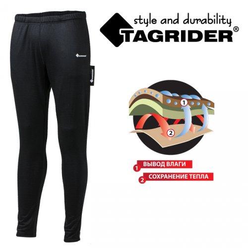 Термобрюки Tagrider Black Armour