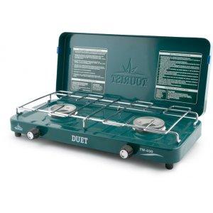 Плитка газовая в чемодане Duet TW-030 двухконфорочная