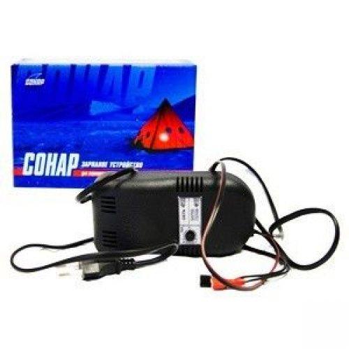 Заряд.устройство Сонар-Мини AC (рег от розетки) 12V