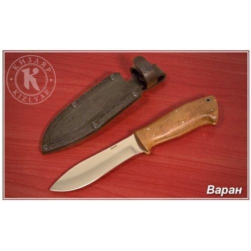 Нож Варан (дерево-орех)