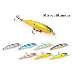 Воблер RAIDEN Mirror Minnow