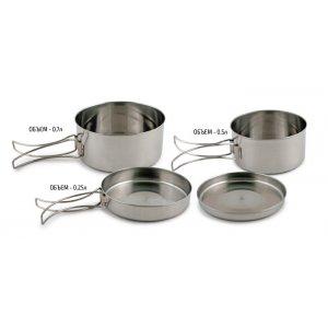 Набор посуды Comfortika Family 4 предмета