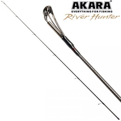 Хлыст угольный для спиннинга Akara River Hunter M (7-28) 2,1 м
