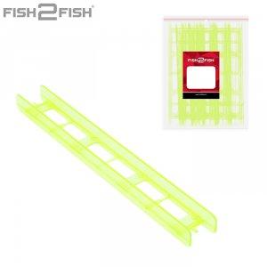 Мотовило Fish2Fish XB2-20 прозрачное 20 см