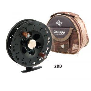 Катушка проводочная Akara Onega XT120A 2bb в сумке