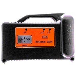 Зарядное устройство СОНАР Рыболов 10А для тяговых аккумуляторов