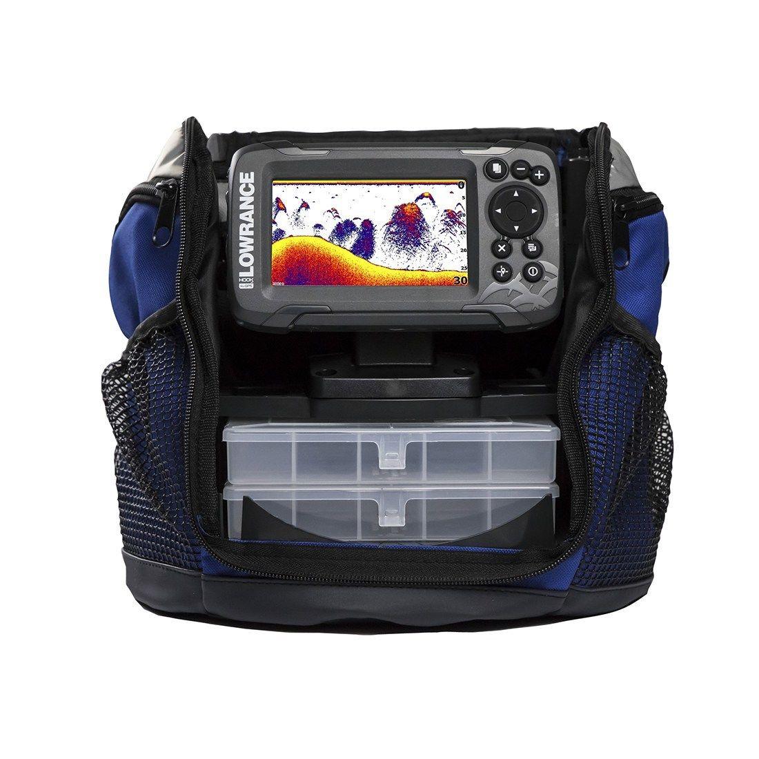 Эхолот Lowrance Hook2-4x Bullet GPS All Season Pack